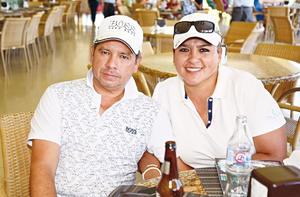 19062017 Luis Silva y Laura Jaramillo.