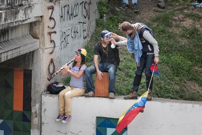 Las protestas cumplen 80 días en el país sudamericano.