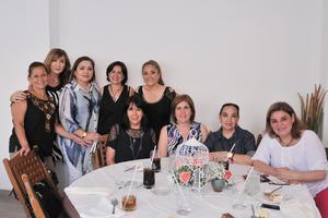 20062017 Rosario, Carmen, Brenda, Juanis y Sandra.