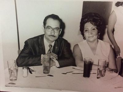 20062017 Sr. José Vargas y su esposa Beatriz.