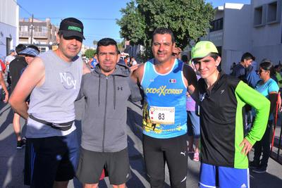 22062017 Arturo, Alex, Charly y David.