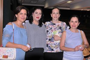 22062017 Rocío, Lourdes, Mili y Mónica.