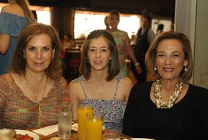 Luly, Usua y Estela