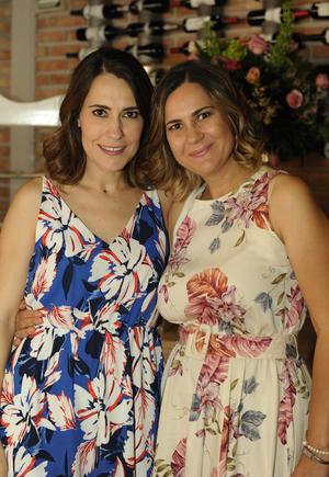 Silvia y Karina Gómez