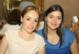 Sofía Gómez y Alma Ugalde