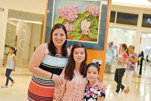 25062017 Lorena, Lucía y Tamara.