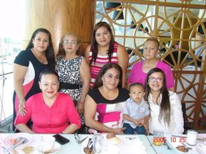 27062017 Paty, Conny, Amparo, Yola, Olimpia, Chelys y María Esther.