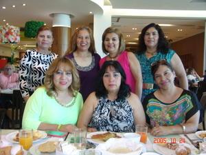 27062017 Dora con Ricardo, Viridiana, Armando, Ramón y  Fernanda.