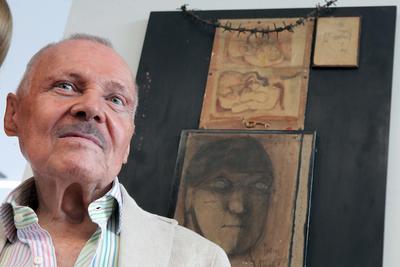 El pintor, dibujante, escritor, grabador, escultor e ilustrador mexicano era considerado uno de los más destacados representantes del neofigurativismo.