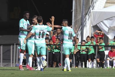 Los Guerreros golearon 5-0 al actual campeón de la Liga MX.