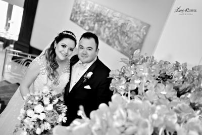 02072017 Dra. Fátima Ojeda y su esposo, Lic. Antonio Delgado. - Love & Coffee
