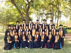 02072017 Alumnos de la Quinta Generación de la Licenciatura en Criminología y Ciencias Forenses y Cuarta Generación de Licenciatura en Derecho.