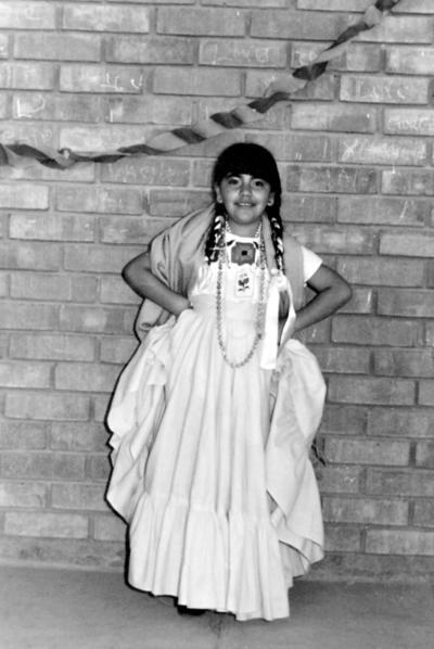 02072017 Carmen Iturriría el 20 de noviembre de 1986.