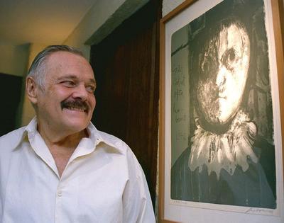 El artista plástico mexicano José Luis Cuevas, falleció este 3 de julio, según confirmaron fuentes médicas al periódico Reforma.