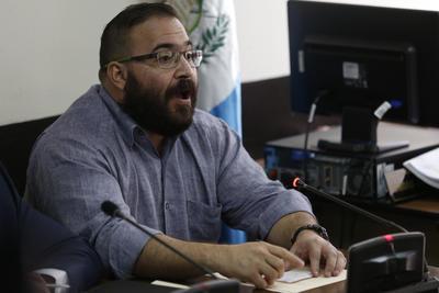 """""""No cometí tales delitos y es mi deseo así acreditarlo"""", declaró Duarte en una audiencia celebrada en el Tribunal Quinto de Sentencia Penal de Narcoactividad y Delitos Contra el Ambiente de Guatemala."""