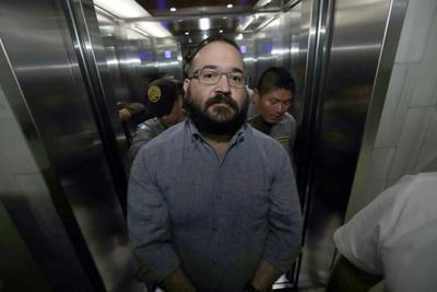 En la audiencia de este martes, Duarte de Ochoa aceptó ser extraditado a México, pero no reconoció los cargos por los que se le acusa.