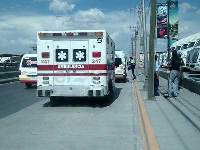 Los lesionados fueron trasladados a diversos hospitales de la región, al menos dos de ellos se reportaban como graves.