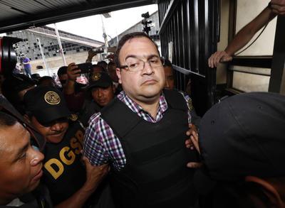 Duarte había rechazado ser extraditado a México sin una orden oficial.