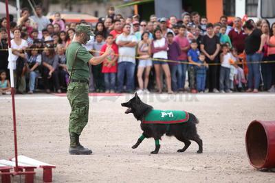 El evento fue supervisado por personal de la Décima Zona Militar.