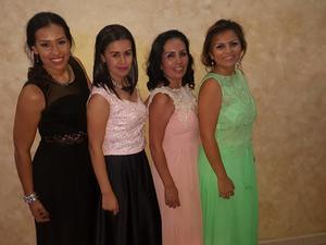 06072017 Rocío, Erika, Claudia y Daniela.