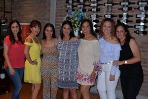 06072017 Las tías de la festejada.