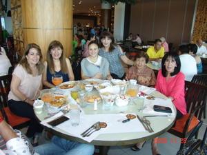 06072017 Teresa, Mayela, Beatriz, Leticia, Celia y Celia.