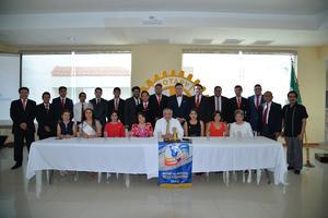 07072017 RECIENTE EVENTO.  Rotarios en Acción.