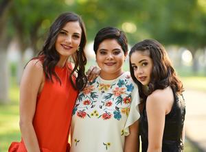 06072017 Regina, Anna y Anya.