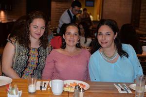 06072017 Bertha Alicia, Rosana y Nayely.