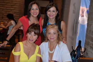 06072017 Genoveva, Marcela, Gaby y Lucía.