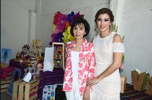 07072017 Viridiana y María del Carmen Urdaibay
