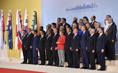 Se llevó a cabo la primera jornada de la cumbre del G20.