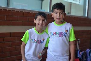 Iker y Diego