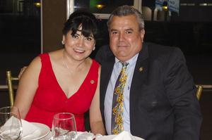 Liliana y Víctor González
