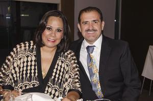Lupita y Rafael Alanís