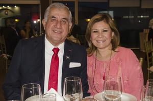 Rafael y Laura Díaz