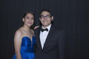 Becky y Luis Arturo