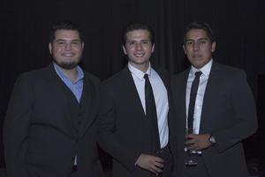 Carlos, Eduardo y Fernando