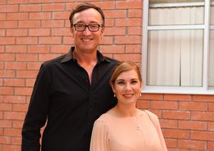 Jorge y Patricia