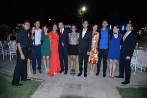 09072017 Alex, Sofía, Juan Pablo, Sara, Karla, Pat, Anelisa, Jaime, Isabel, Osvaldo, Andrea y Augusto.