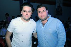10072017 AMIGOS.  Gabriel y Ricardo.