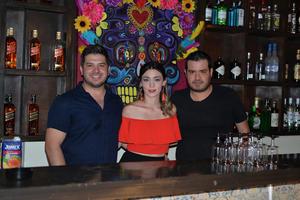 11072017 Rafael, Andrea y Enrique.