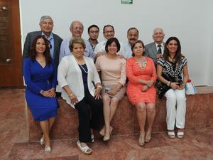 10072017 Margarito, Roge, Chuy, Rubén, Fernando, Guillermo, Gloria, Alma, Yolis, Mayela y Lola.