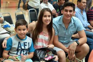 10072017 Raúl, Michelle y Raúl.