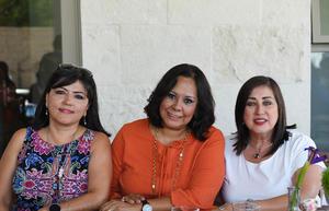 12072017 Alma, Lupita y Silvia.