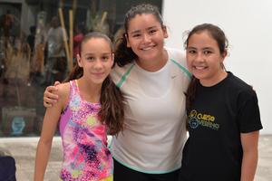 12072017 Valeria, Paulina y Fernanda.