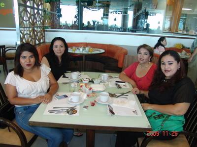 13072017 Daniela, Ana Luisa, Karene y Diana.