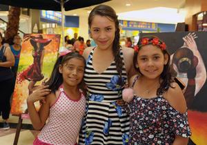 13072017 Maily, Karen y Rosarito.