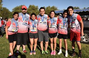 15072017 CONTENTOS.  Paty, Jorge, Andrea, Jesús, Mariana, Marcos y Chuy.