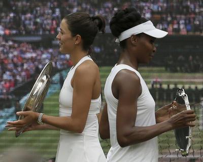 Derrotó en la final a la estadounidense Venus Williams.